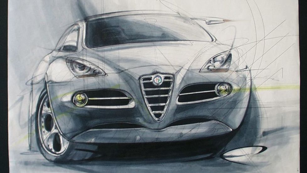 2019 Alfa Romeo Kamal Concept photo - 2