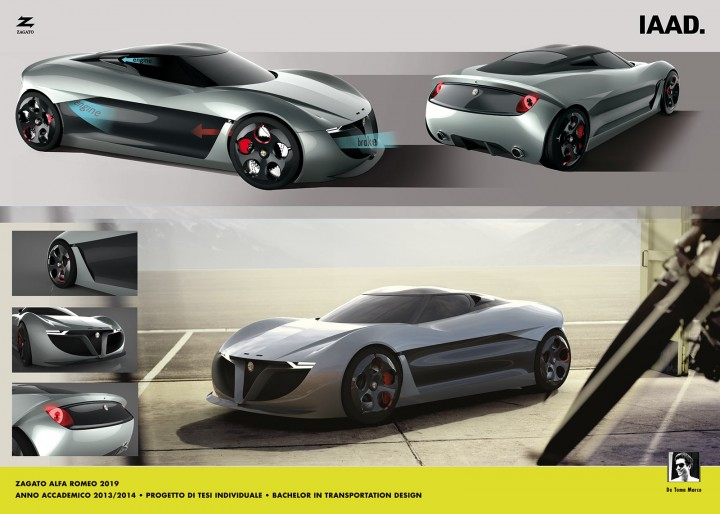 2019 Alfa Romeo Kamal Concept photo - 4