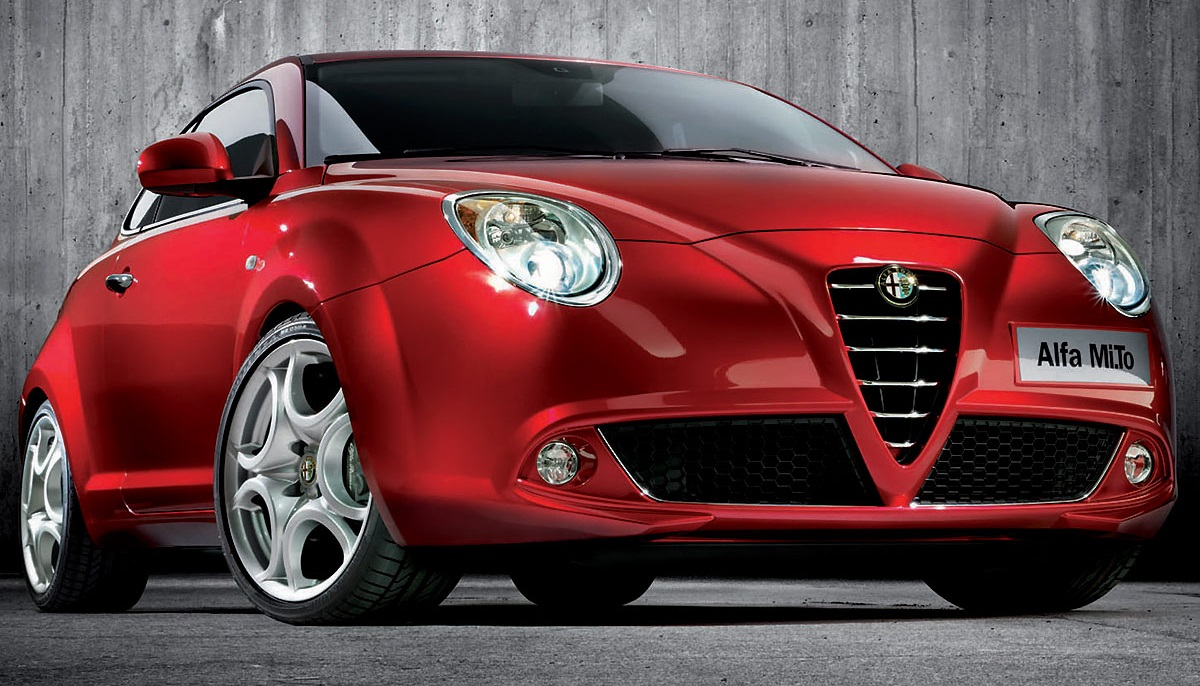 2019 Alfa Romeo MiTo photo - 1