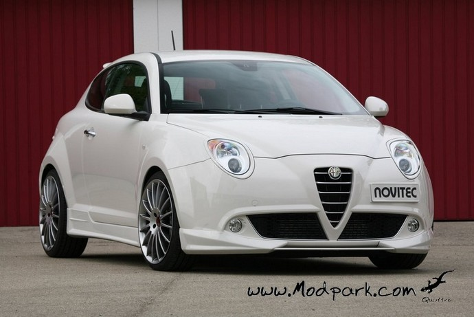 2019 Alfa Romeo MiTo photo - 4