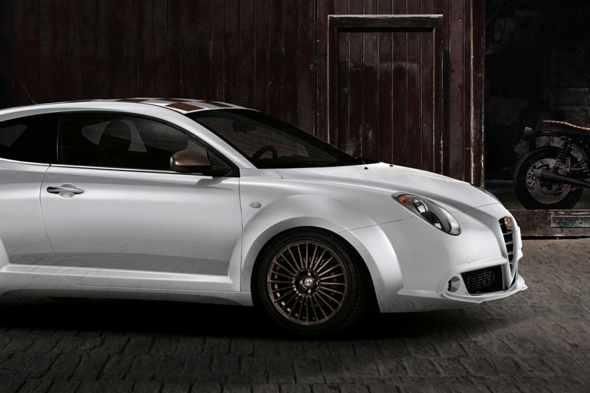 2019 Alfa Romeo MiTo photo - 5