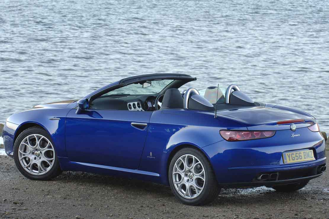 Alfa Romeo Giulietta Sport 2018 >> 2019 Alfa Romeo Spider | Car Photos Catalog 2018