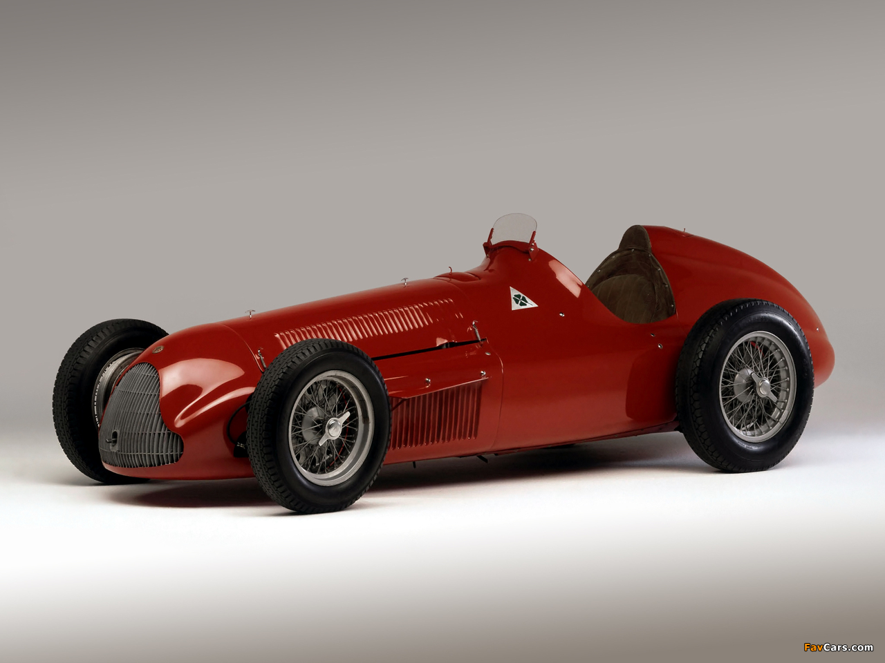 2019 Alfa Romeo Tipo 159 Alfetta photo - 1