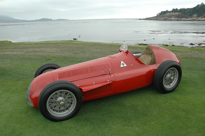 2019 Alfa Romeo Tipo 159 Alfetta photo - 3