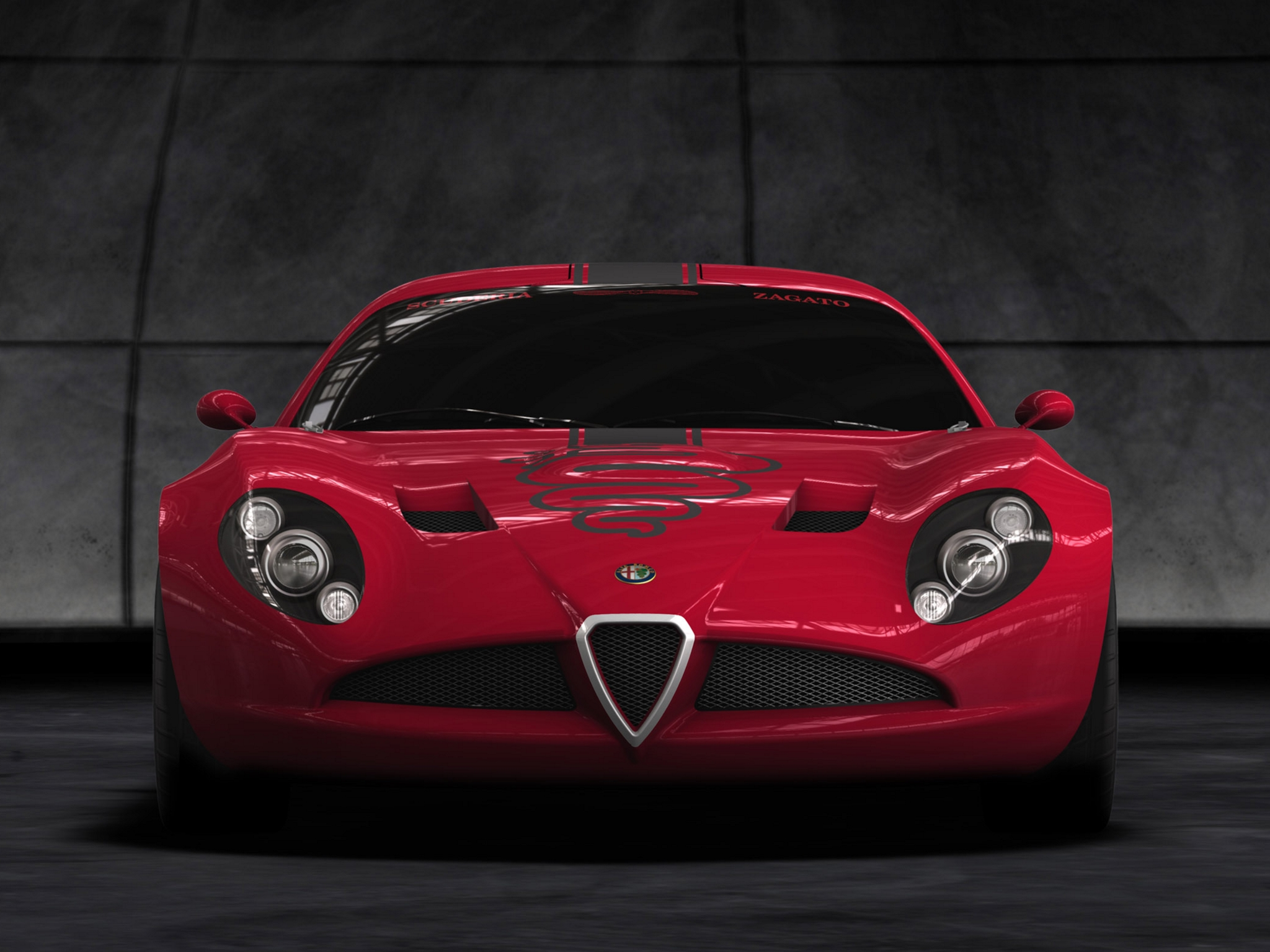2019 Alfa Romeo TZ3 Corsa photo - 2