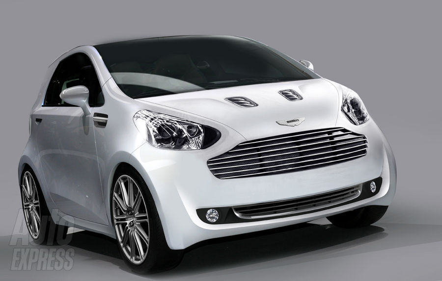 2019 Aston Martin Cygnet Concept photo - 6