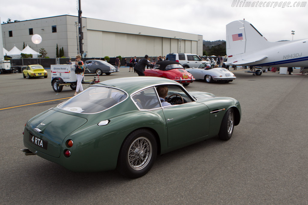 2019 Aston Martin DB4 GT Zagato photo - 1