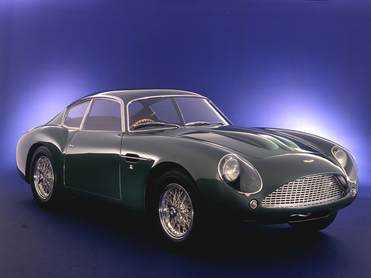 2019 Aston Martin DB4 GT Zagato photo - 6