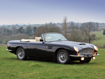 2019 Aston Martin DB6 Volante photo - 5