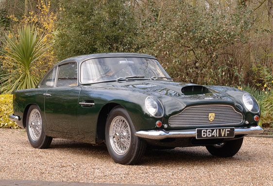 2019 Aston Martin DB6 Volante SWB photo - 6