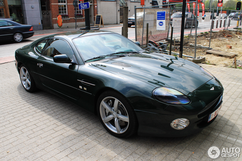 2019 Aston Martin DB7 GT photo - 5