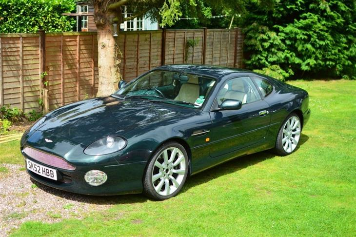 2019 Aston Martin DB7 Vantage photo - 1