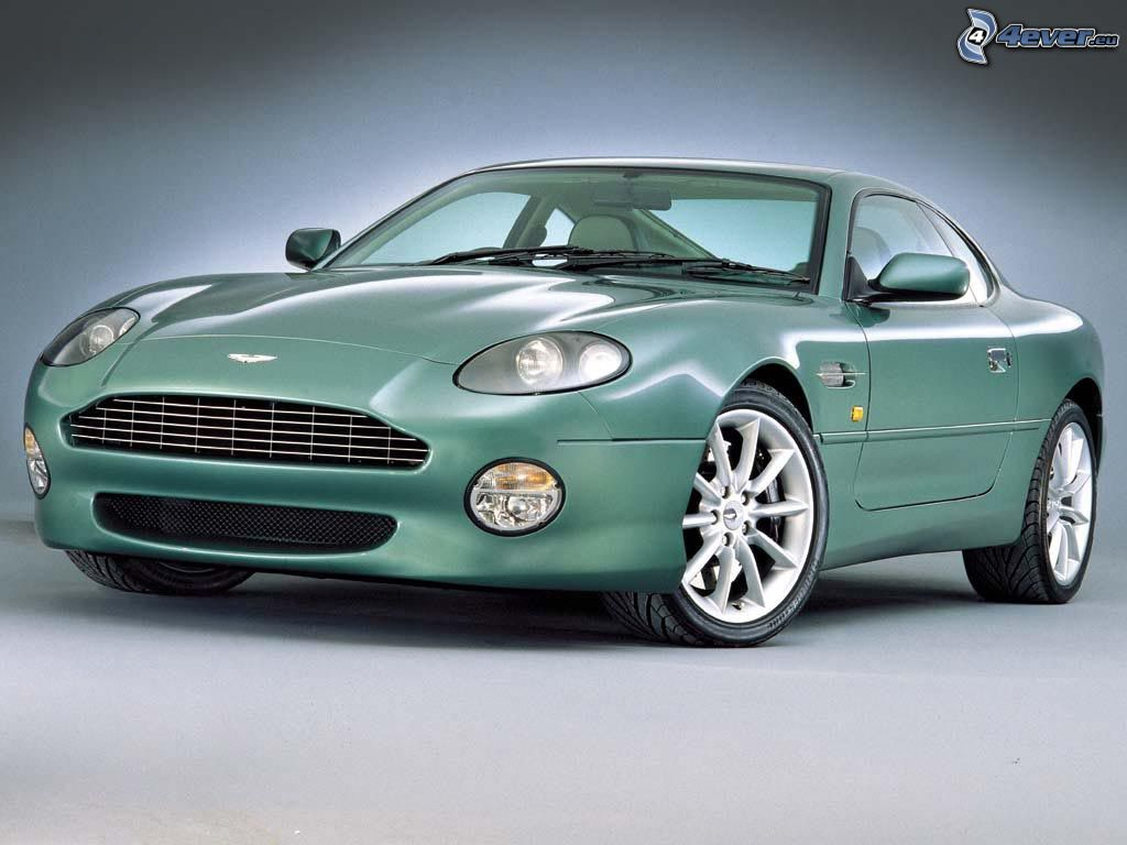 2019 Aston Martin DB7 Vantage photo - 2