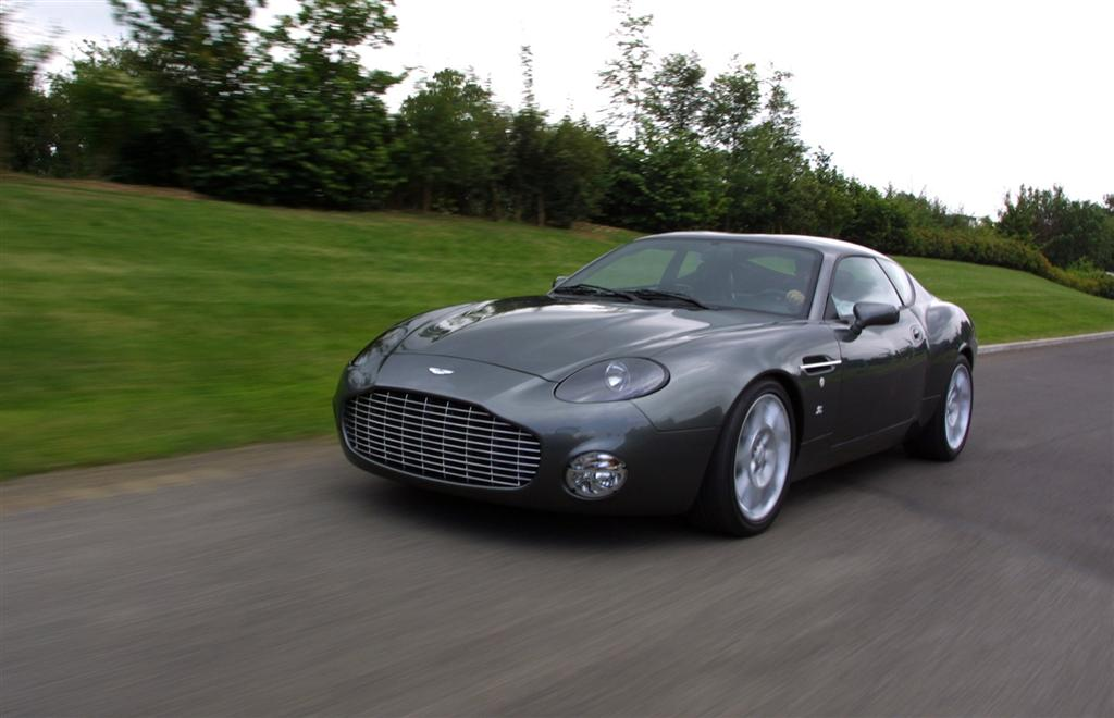 2019 Aston Martin DB7 Vantage Zagato photo - 1