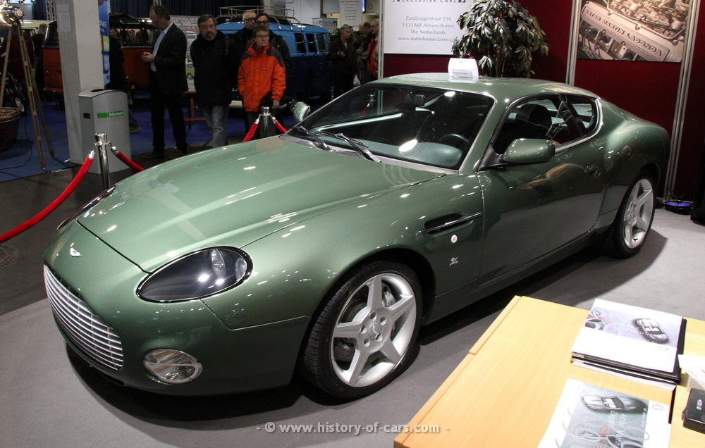 2019 Aston Martin DB7 Vantage Zagato photo - 4