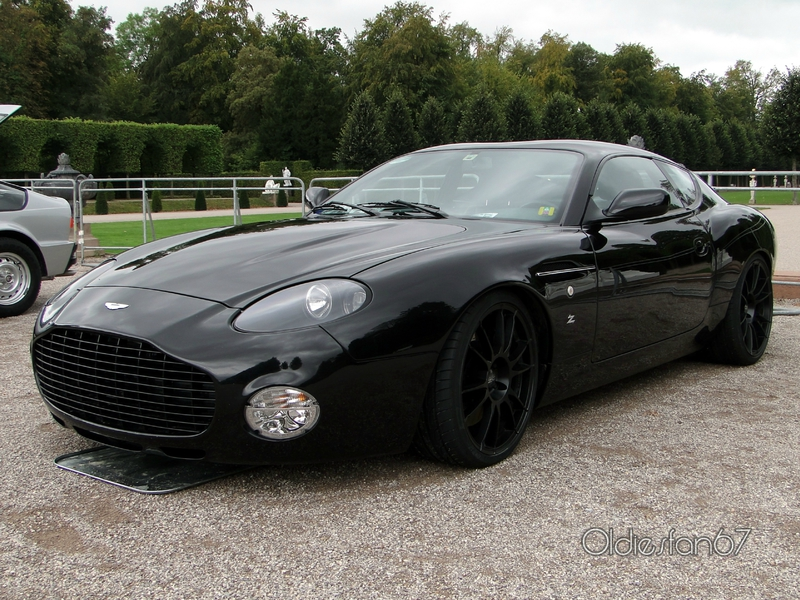 2019 Aston Martin DB7 Vantage Zagato photo - 6