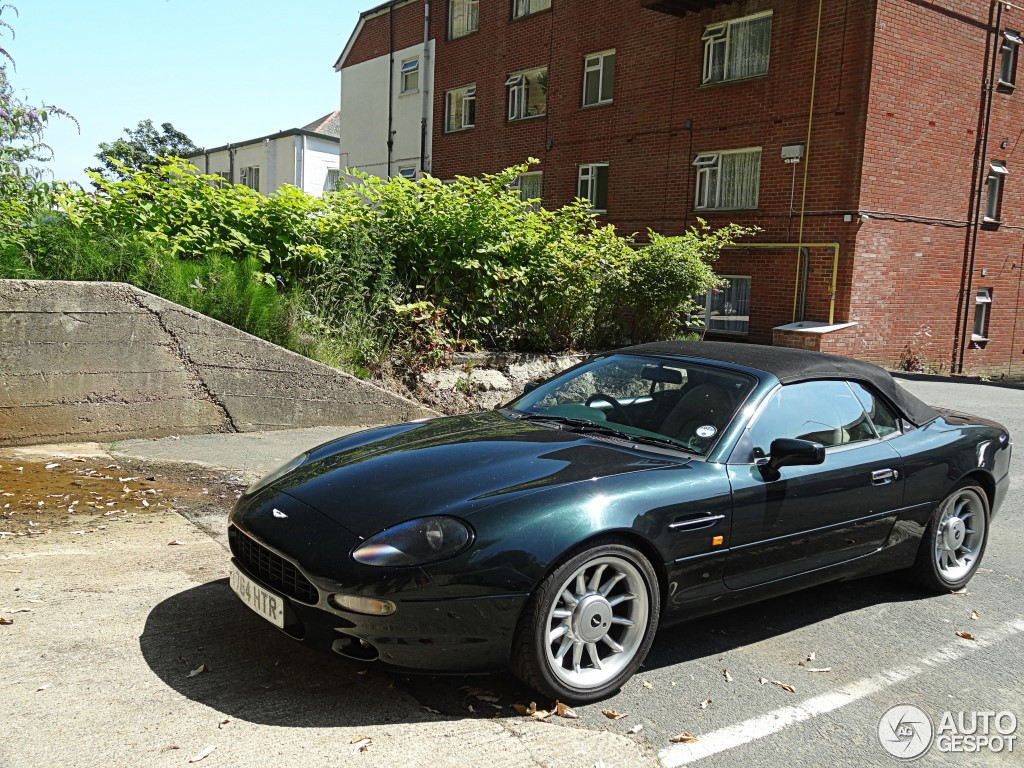 2019 Aston Martin DB7 Volante photo - 2