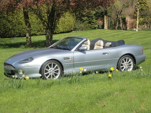 2019 Aston Martin DB7 Volante photo - 5