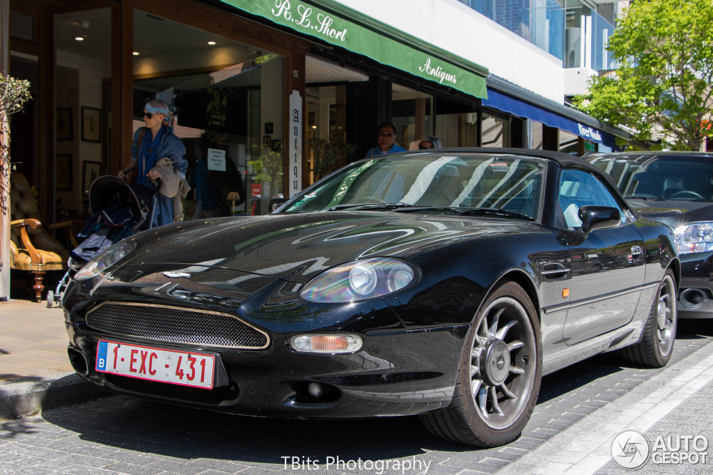2019 Aston Martin DB7 Volante photo - 6