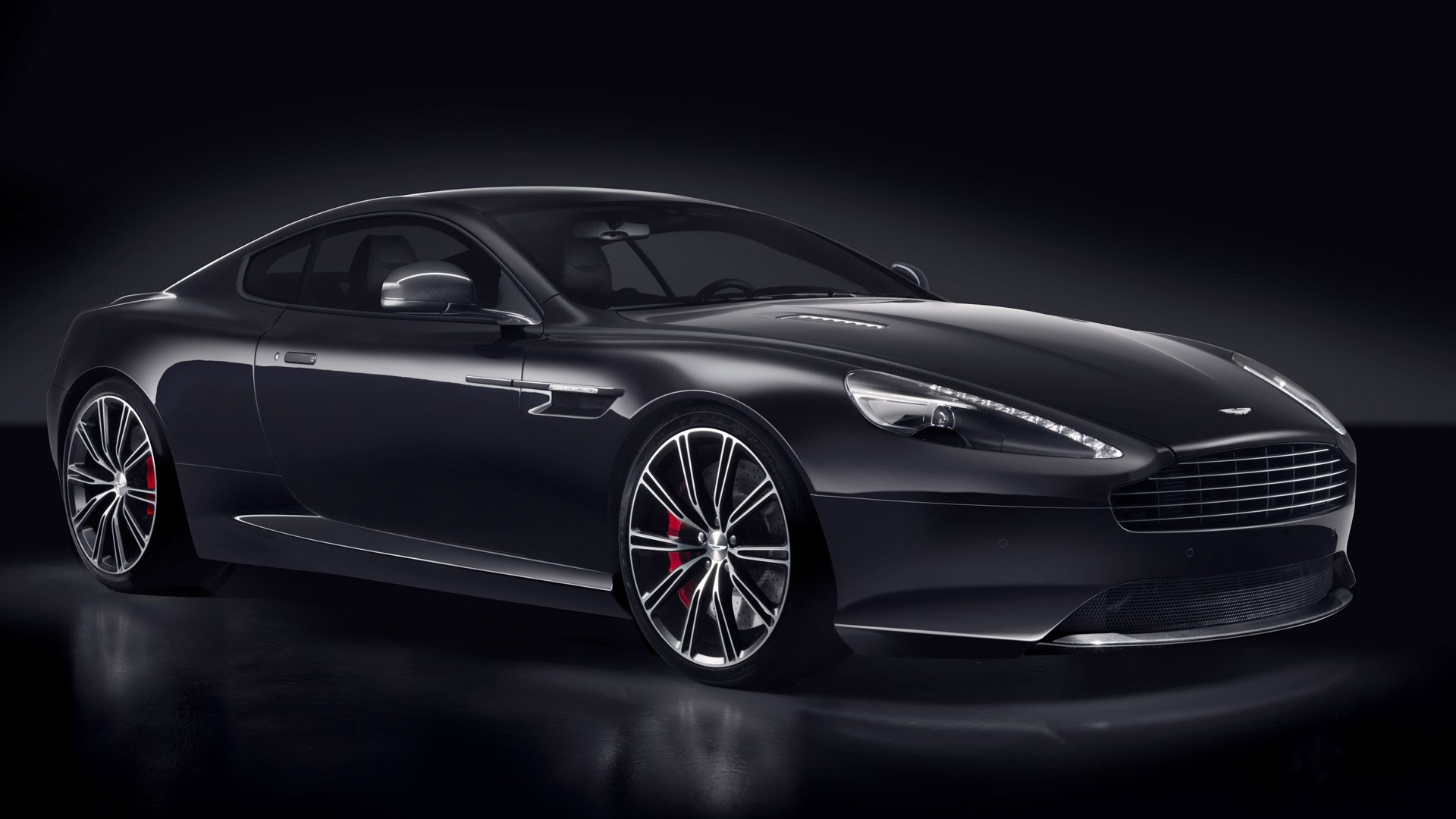 2019 Aston Martin DB9 Carbon Edition photo - 5