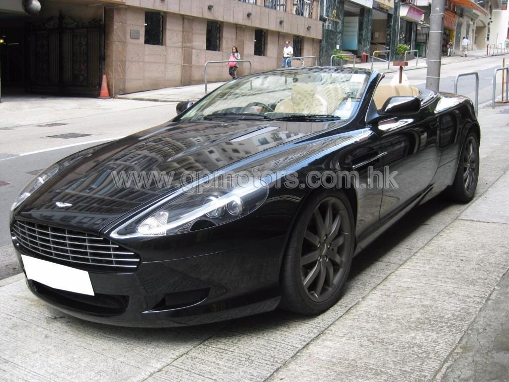 2019 Aston Martin DB9 Volante photo - 5