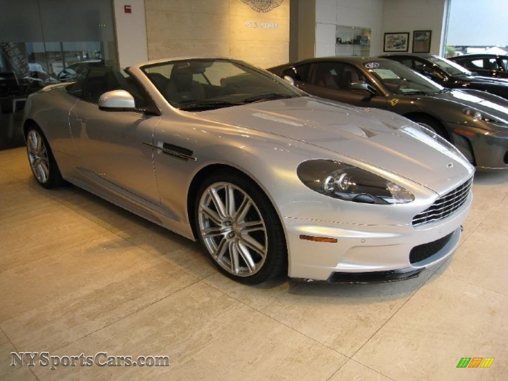 2019 Aston Martin DBS Lightning Silver photo - 3