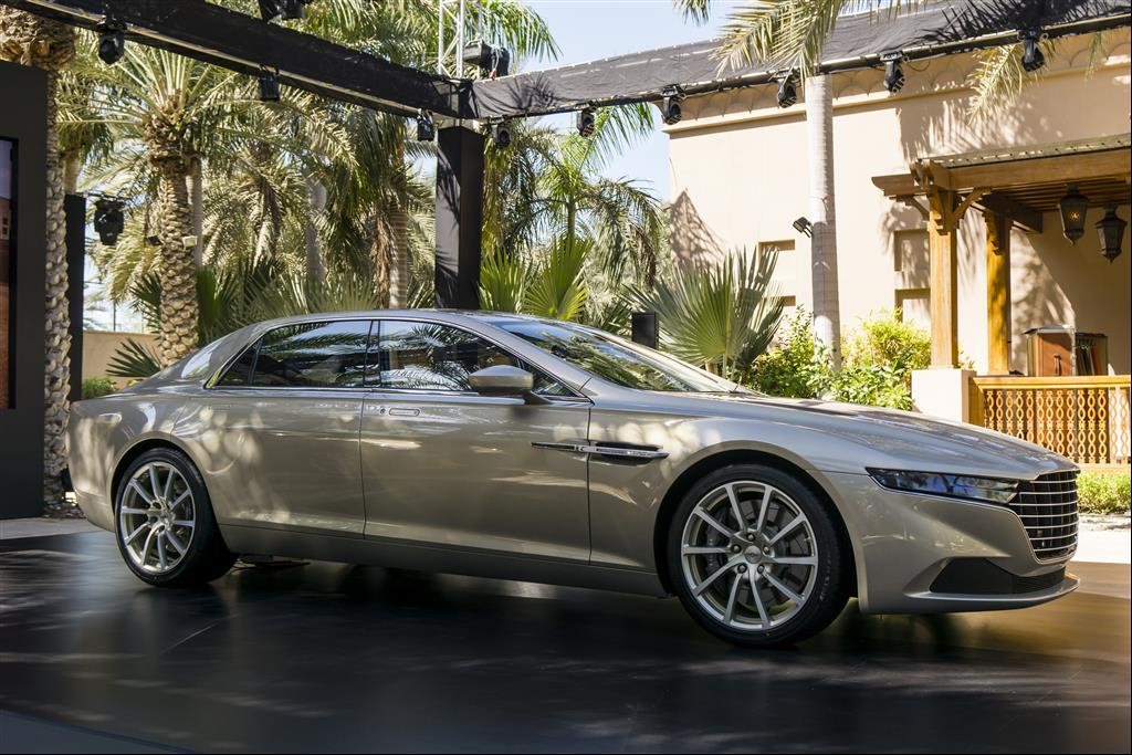 2019 Aston Martin Lagonda V12 Rapide photo - 4