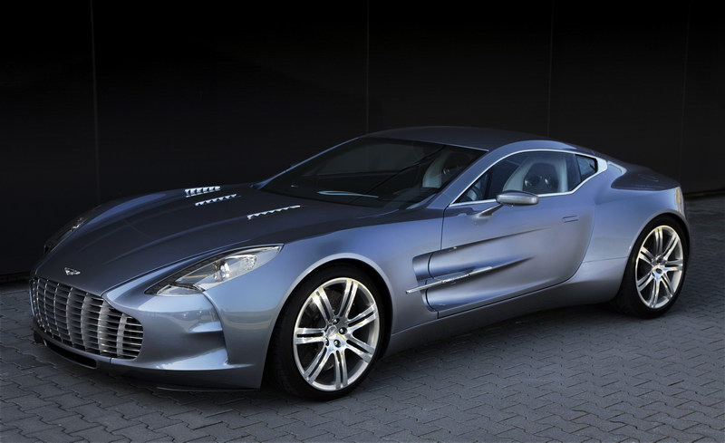 2019 Aston Martin One 77 photo - 1