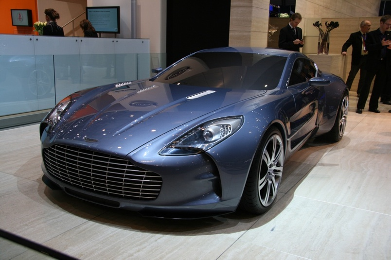2019 Aston Martin One 77 photo - 2