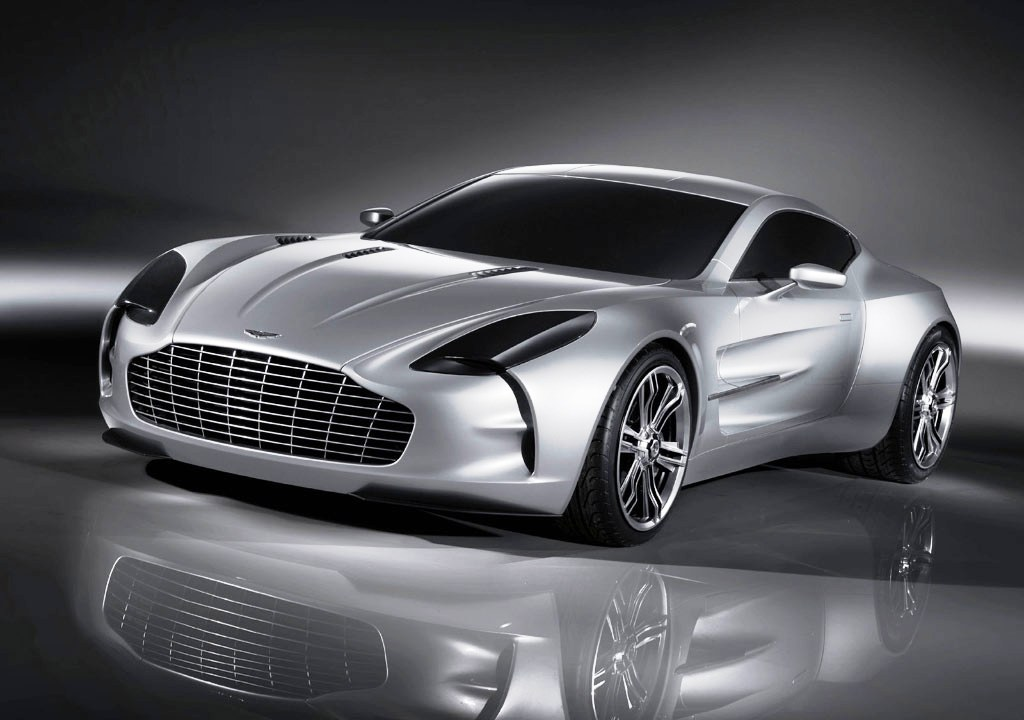 2019 Aston Martin One 77 photo - 4