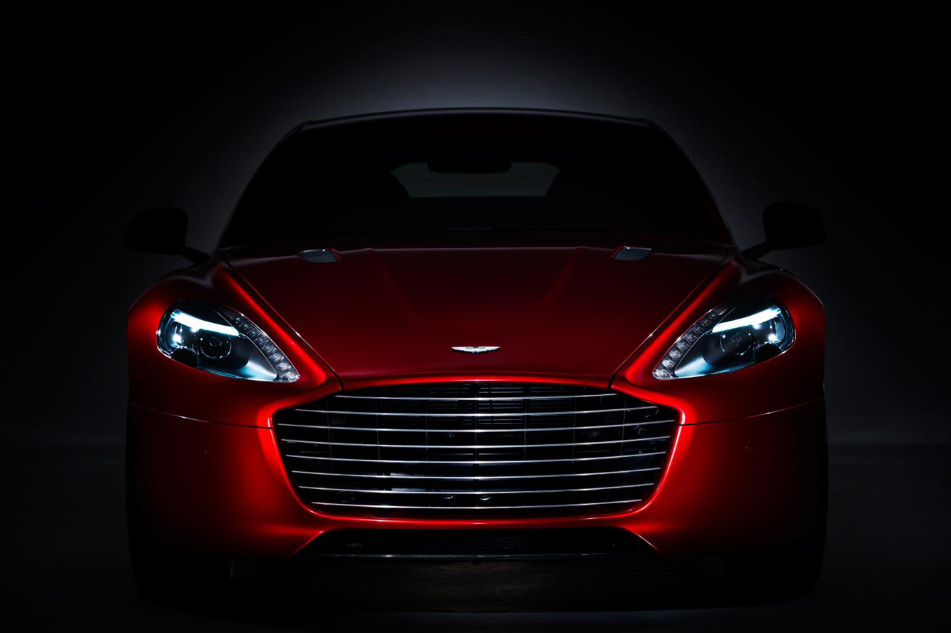 2019 Aston Martin Rapide S photo - 2