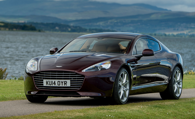 2019 Aston Martin Rapide S photo - 3