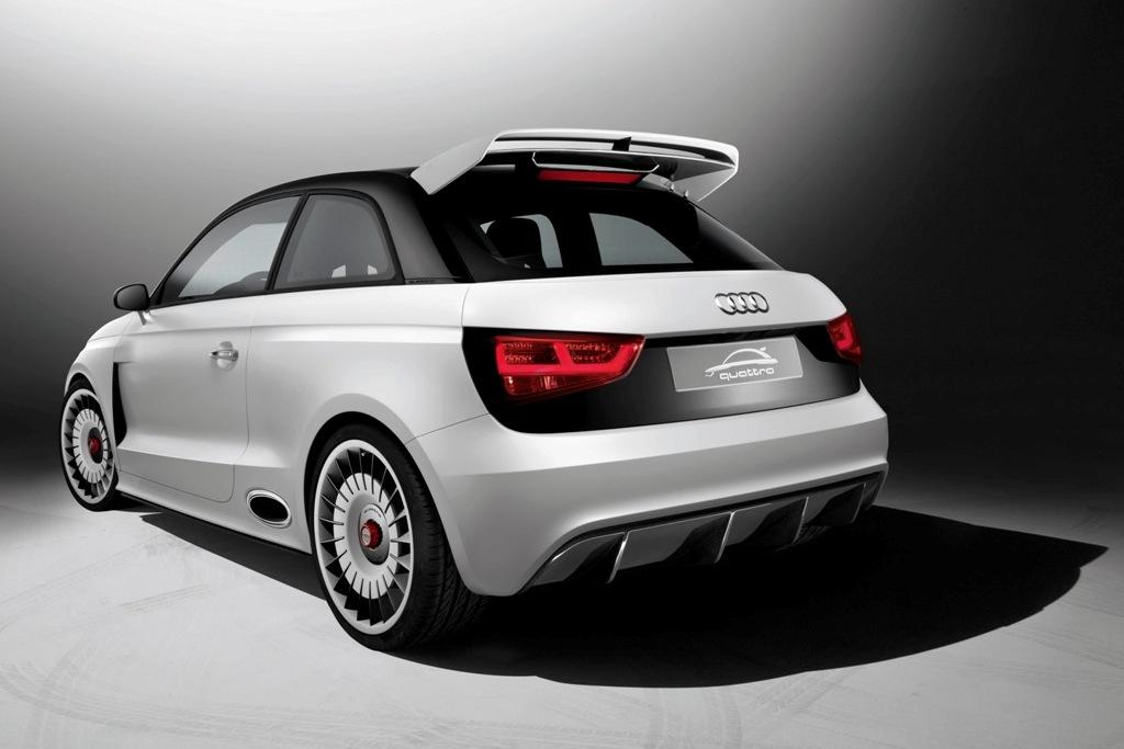 2019 Audi A1 clubsport quattro Concept photo - 4