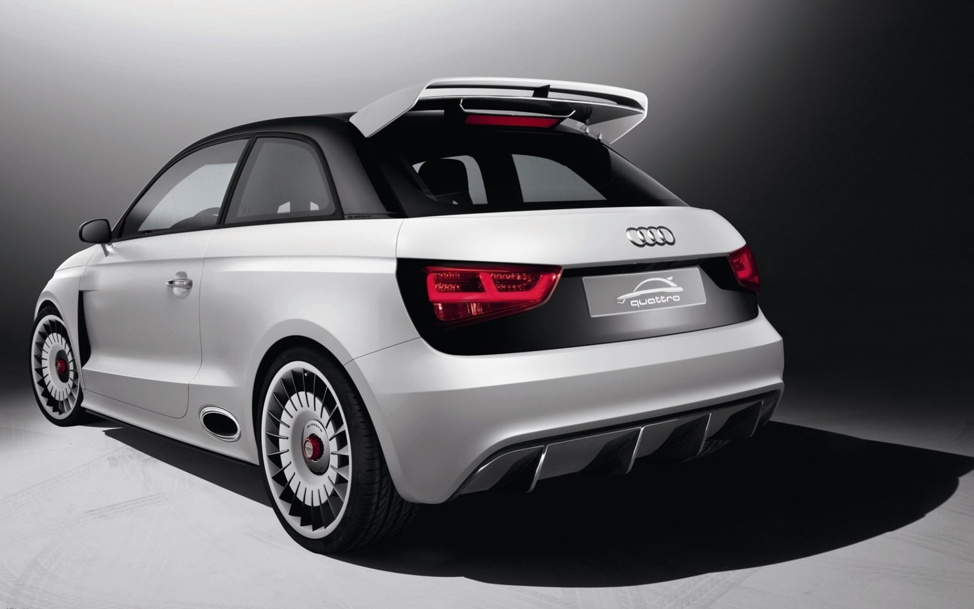 2019 Audi A1 clubsport quattro Concept photo - 6