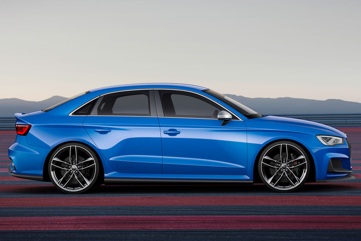 2019 Audi A3 Clubsport quattro Concept photo - 5