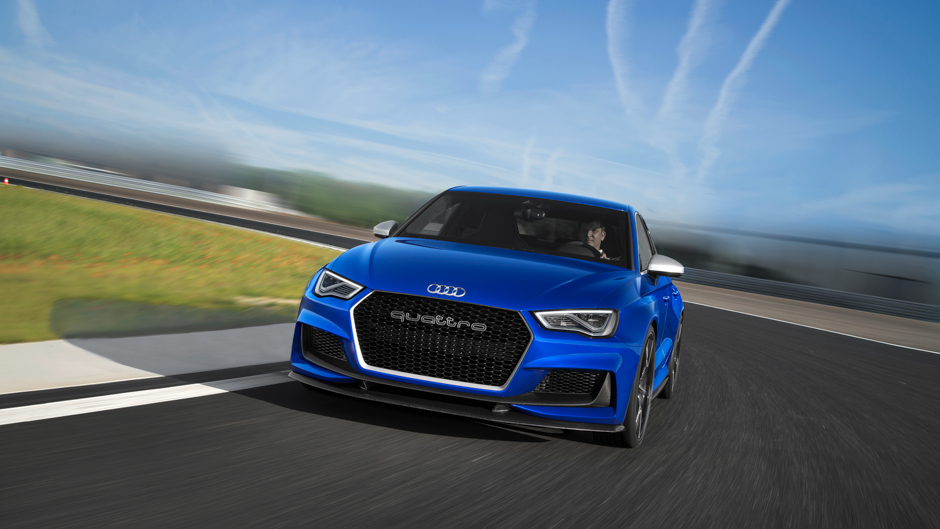 2019 Audi A3 Clubsport quattro Concept photo - 6