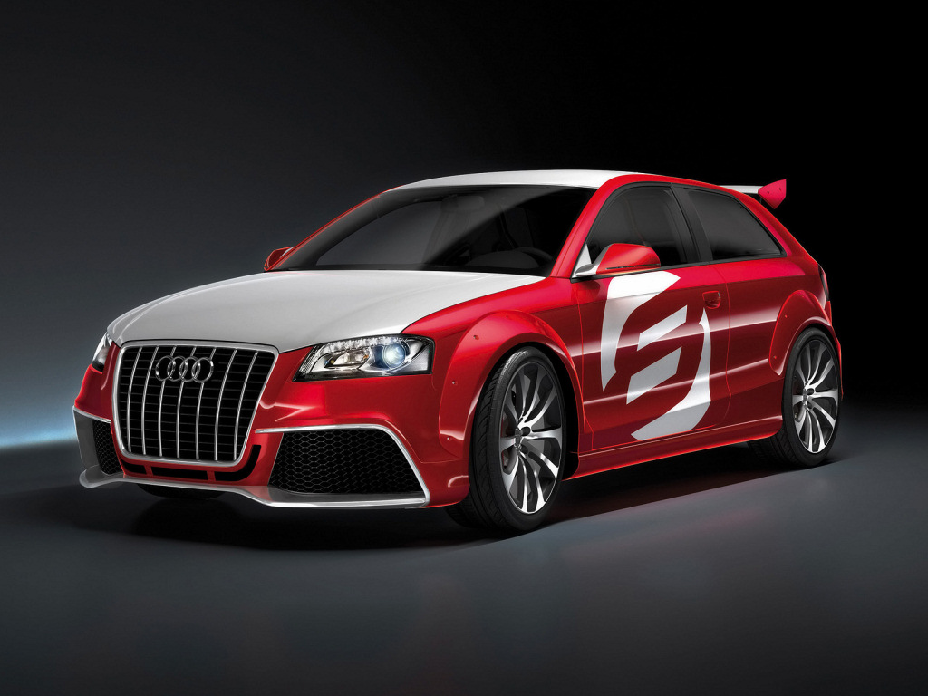 2019 Audi A3 TDI clubsport quattro Concept photo - 5