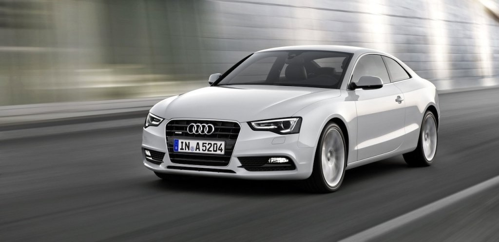 2019 Audi A5 Coupe photo - 3