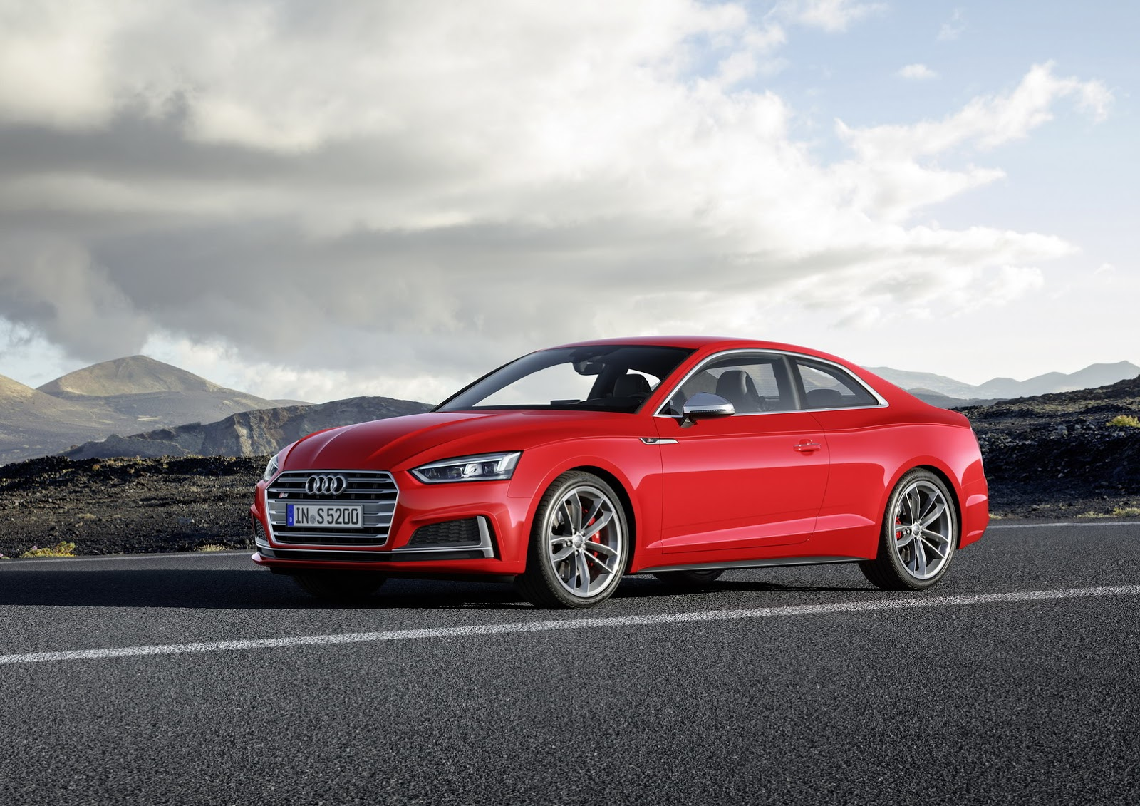 2019 Audi A5 Coupe photo - 4