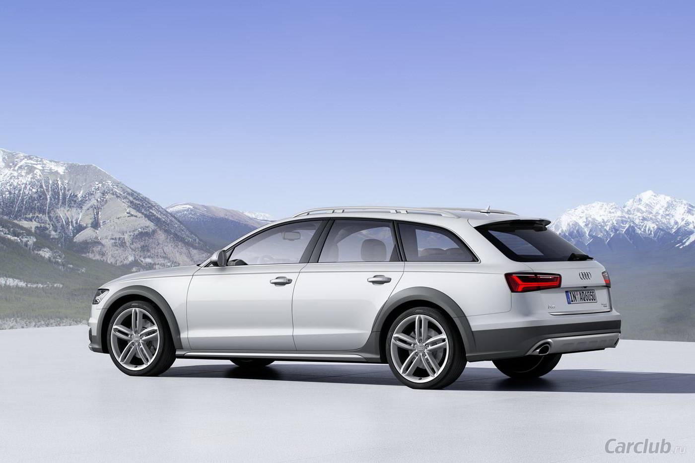 2019 Audi A6 allroad quattro photo - 1