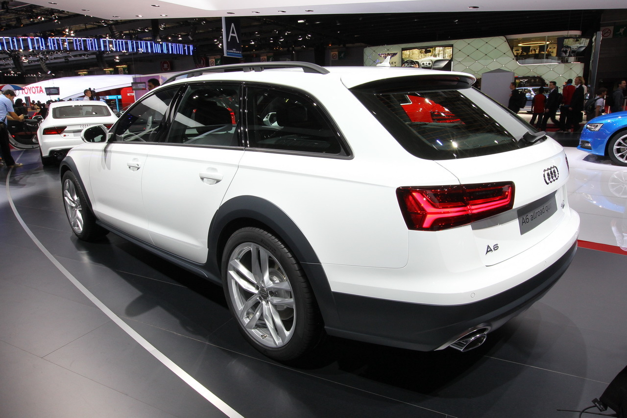 2019 Audi A6 allroad quattro photo - 4