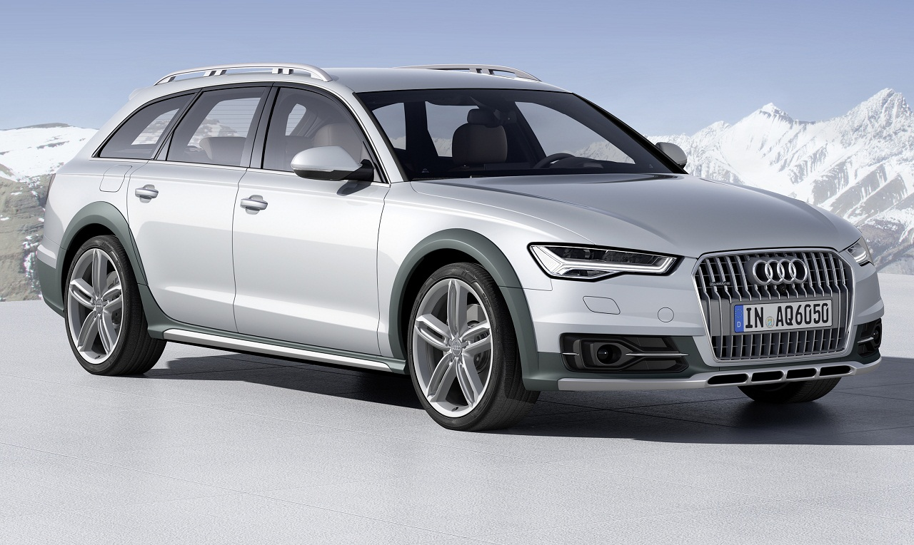2019 Audi A6 allroad quattro photo - 6