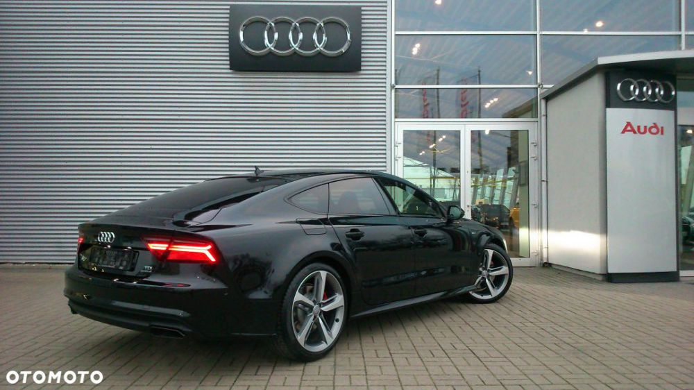 2019 Audi A7 Sportback 3 0 Tdi Competition Car Photos