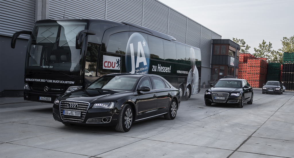 2019 Audi A8 L Security photo - 4