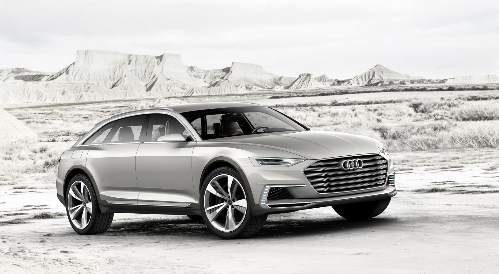 2019 Audi Allroad quattro Concept photo - 1