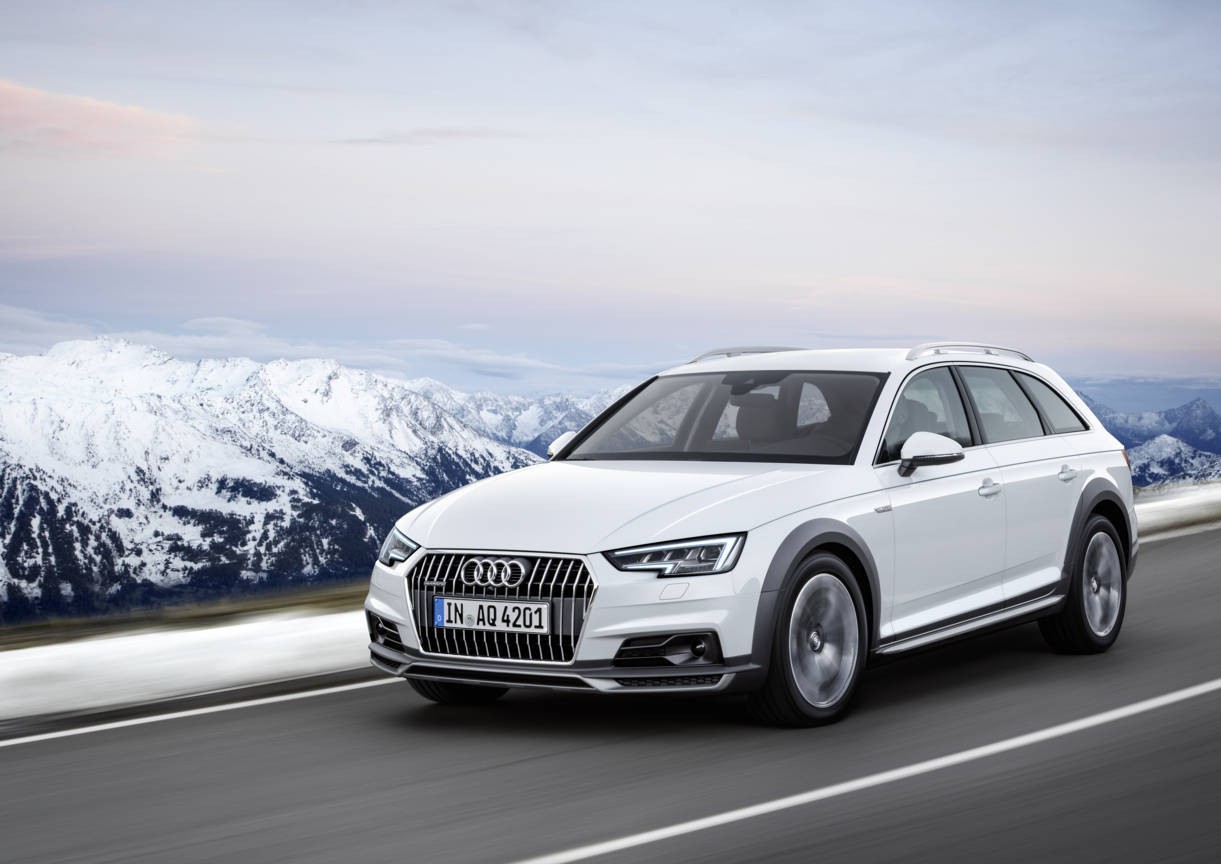 2019 Audi Allroad quattro Concept photo - 4