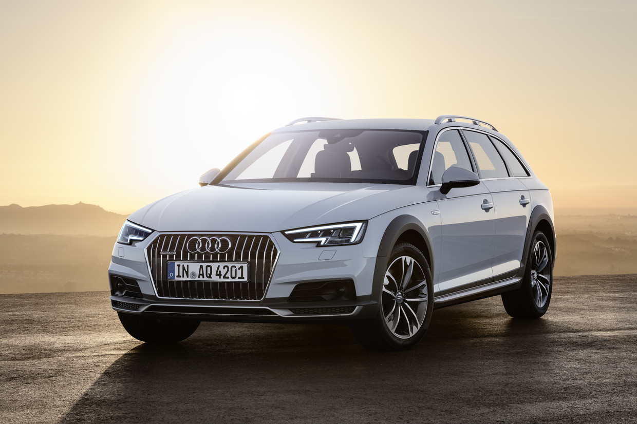 2019 Audi Allroad quattro Concept photo - 5
