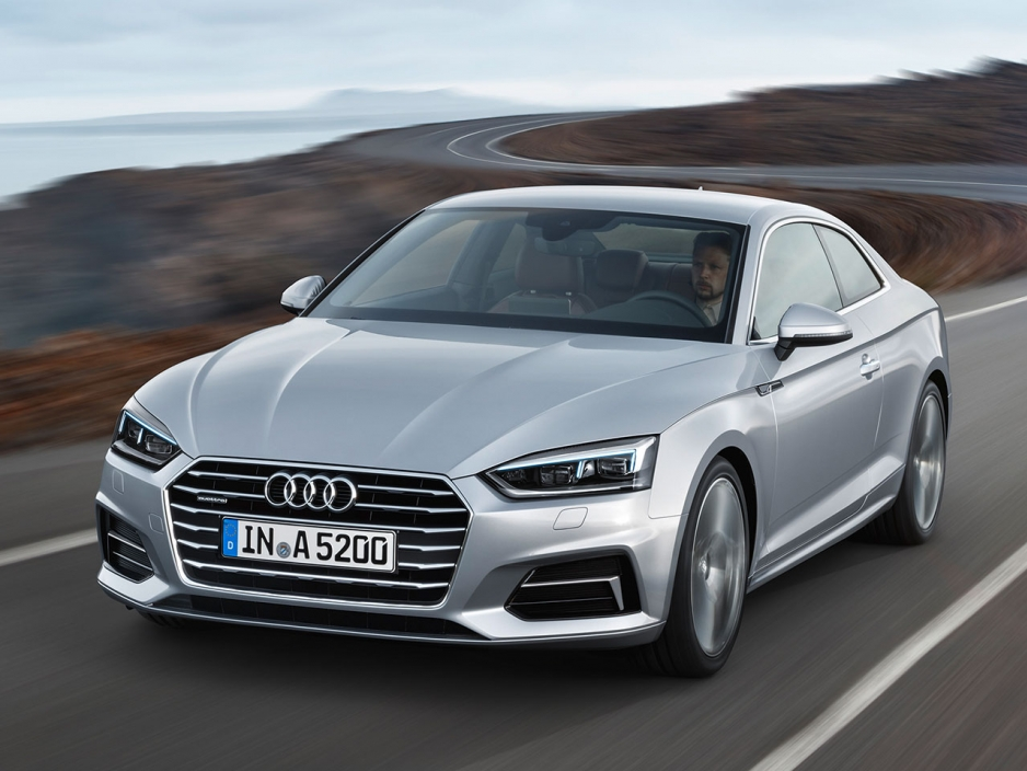 2019 Audi Coupe photo - 3