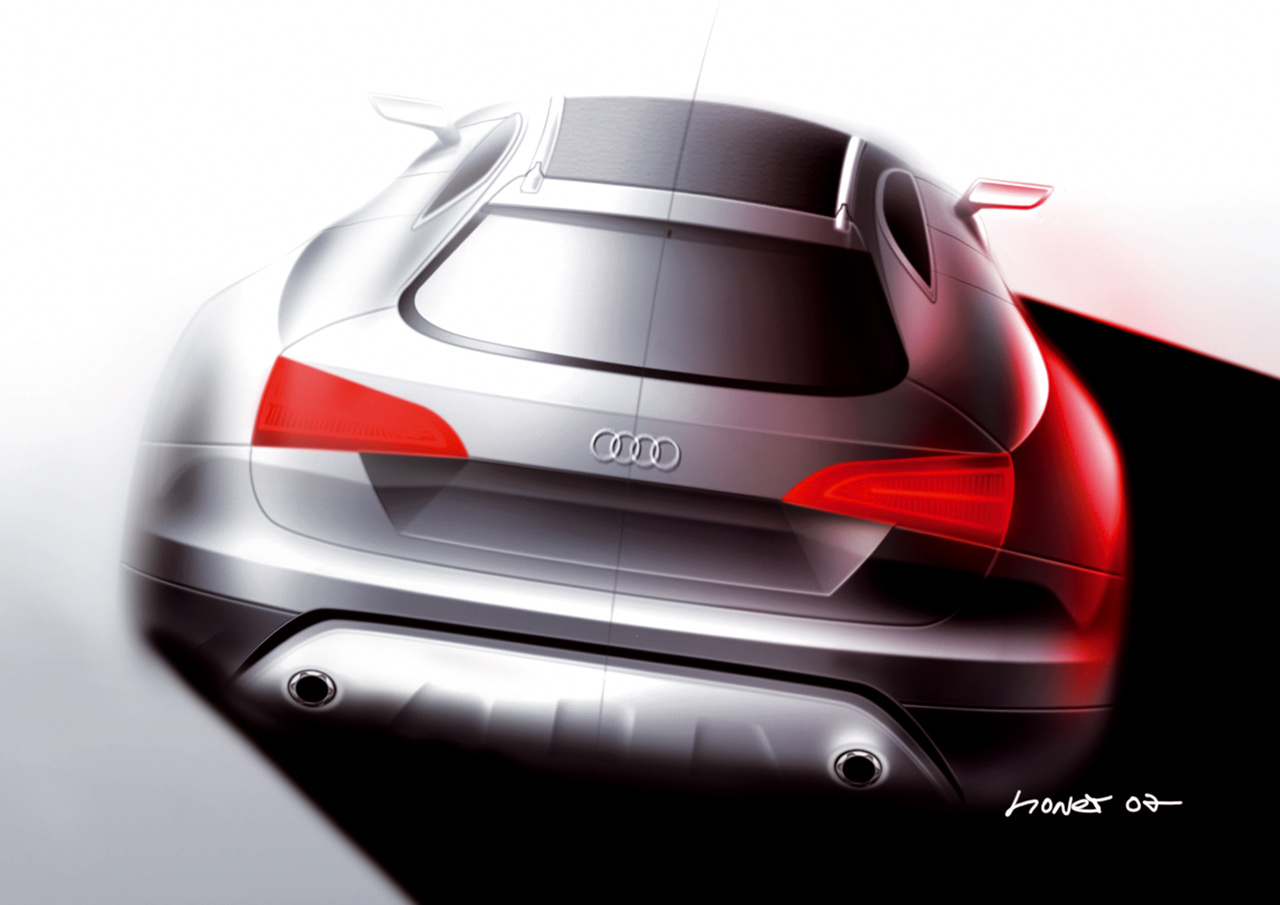 2019 Audi Cross Coupe quattro Concept photo - 6