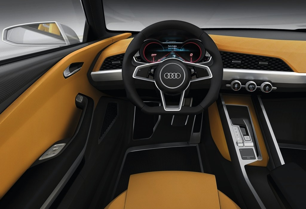 2019 Audi Crosslane Coupe Concept photo - 6